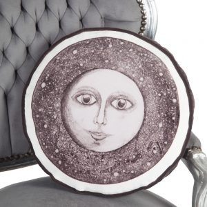 Sarah Sharpe Moon Cushion
