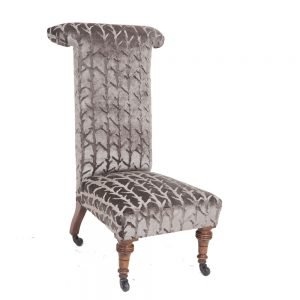 Prie Dieu Chair