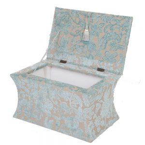Alternative Style Victorian Ottoman Box