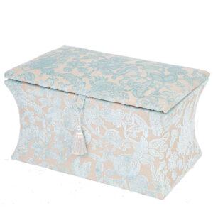 Victorian Style Ottoman Box