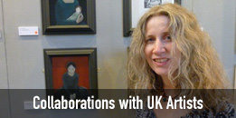 collaborations with uk artists
