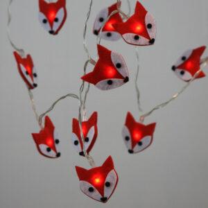 Fox Fairy Lights
