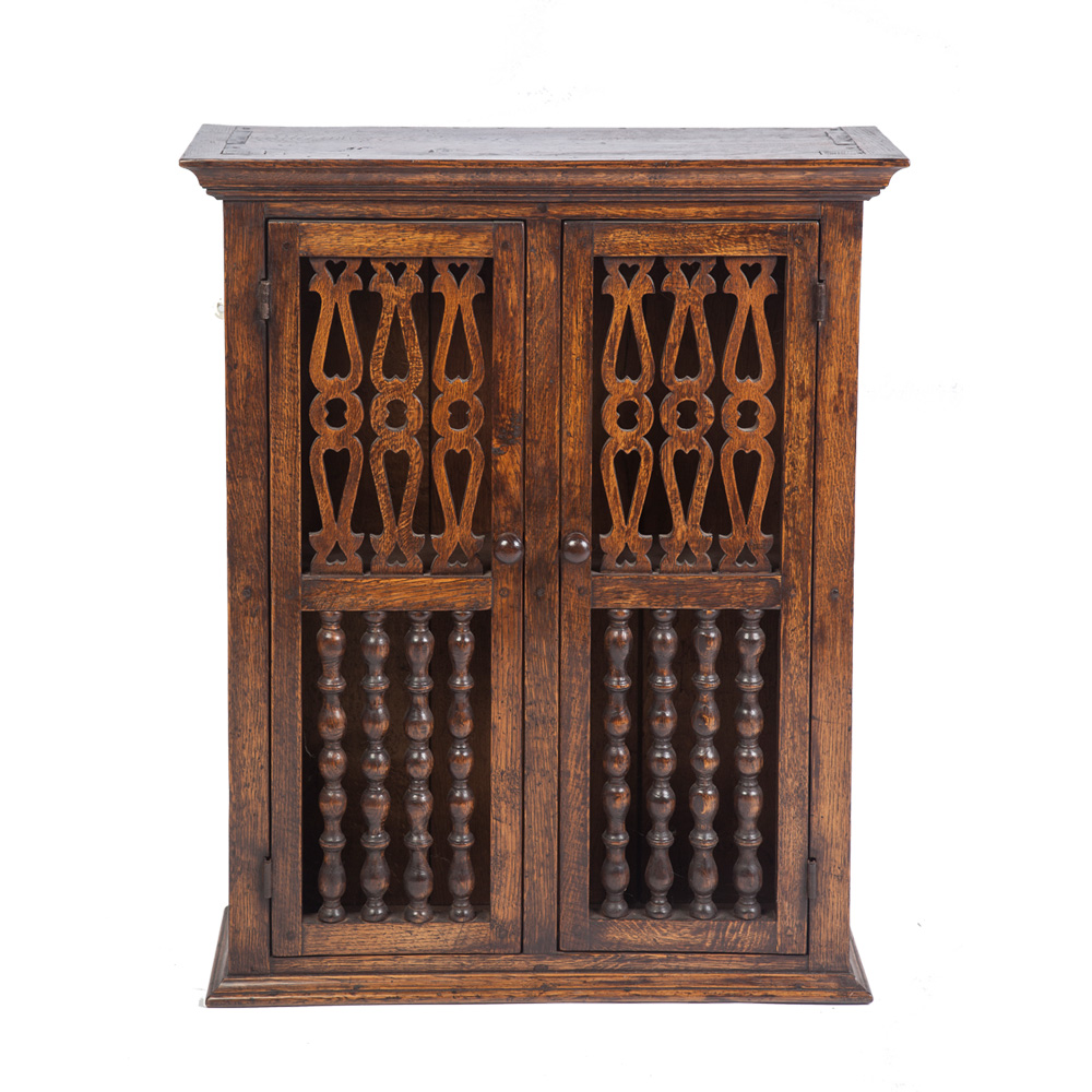 Victorian Wall Mounted Cupboard