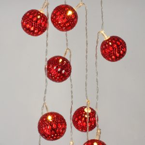 Grand Maroq Red Fairy Lights