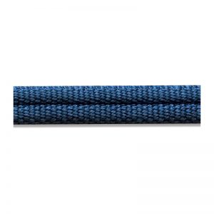 Double Piping Upholstery Trim - Denim
